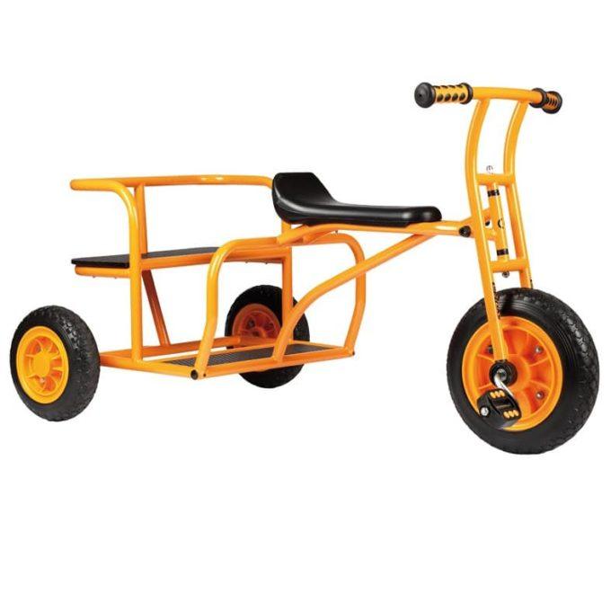 TopTrike Dreirad Doppeltaxi 1