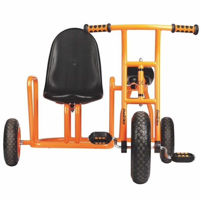 TopTrike Dreirad Seitenwagen 2