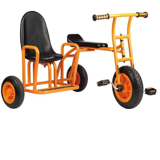 TopTrike Dreirad Seitenwagen 1