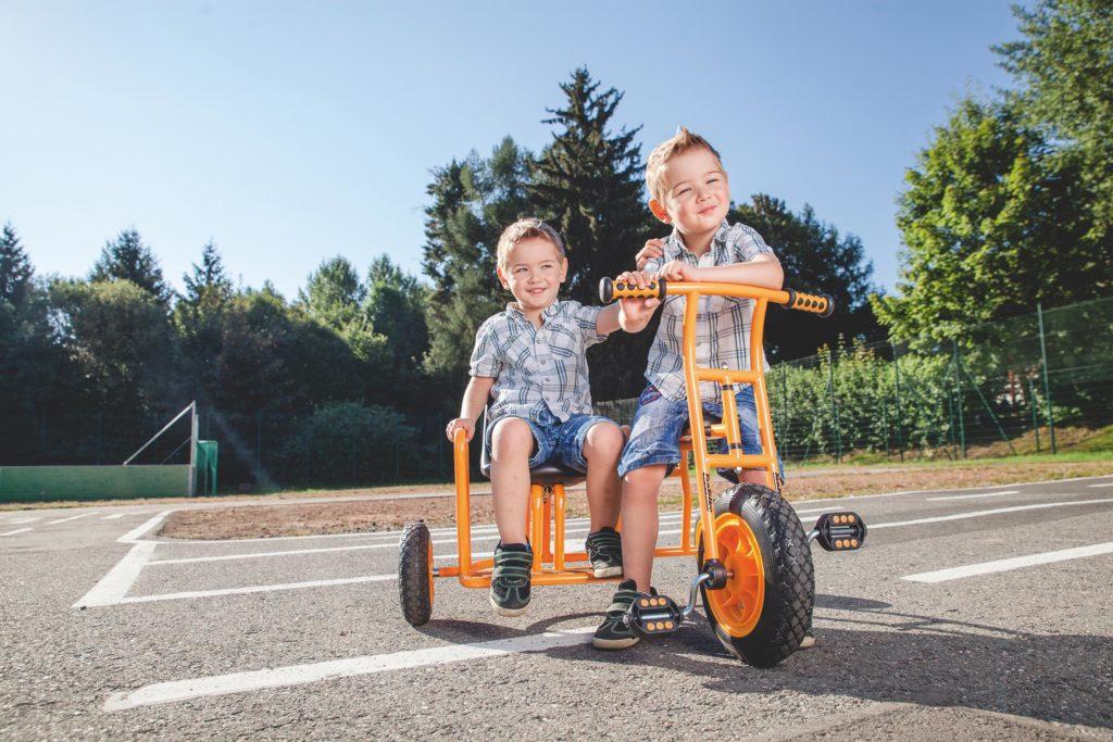 TopTrike Dreirad Seitenwagen 7