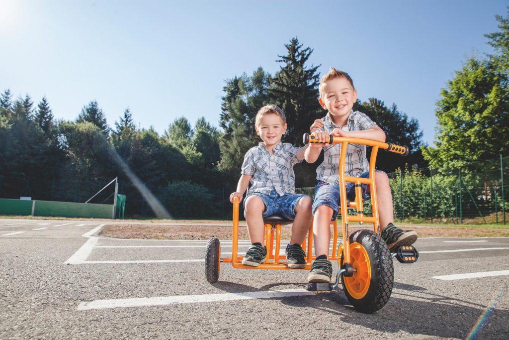 TopTrike Dreirad Seitenwagen 10