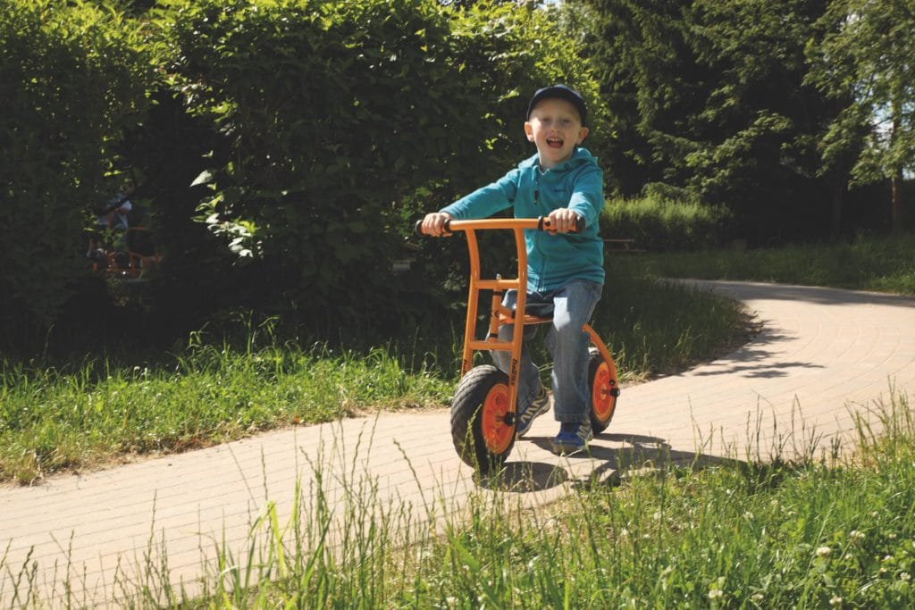 TopTrike Lernfahrrad Top Bike 7