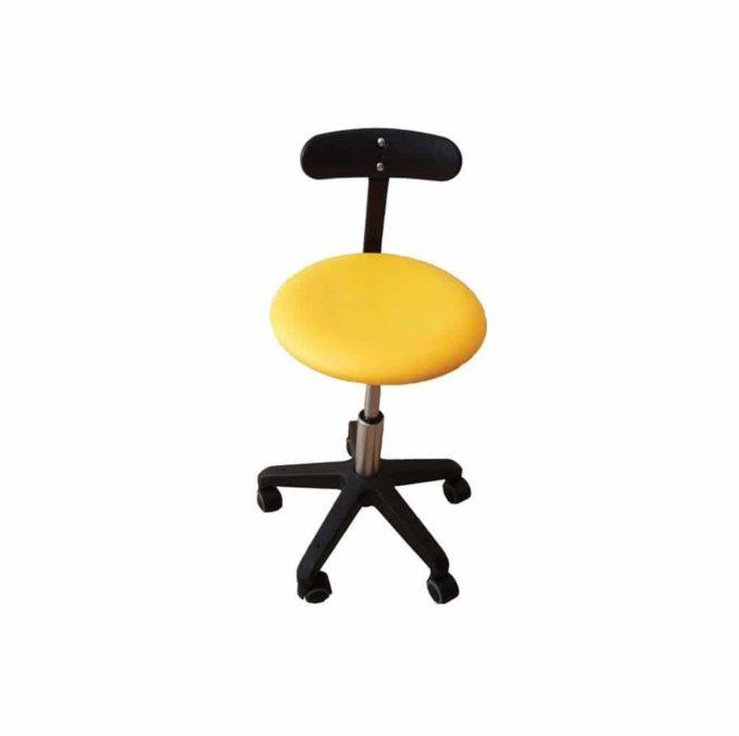 Rollhocker für Erwachsene - Sitzhöhe: 36-43 cm 8