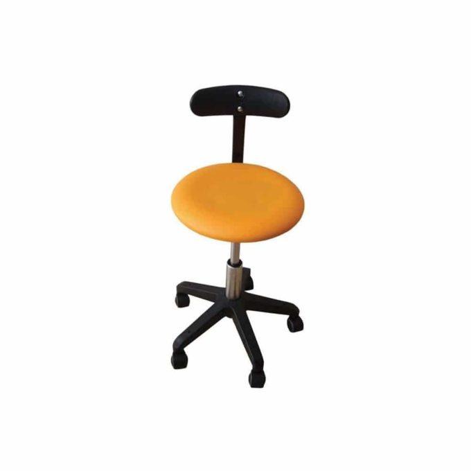 Rollhocker für Erwachsene - Sitzhöhe: 36-43 cm 5