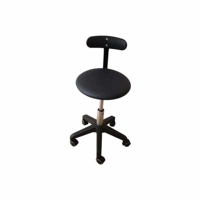 Rollhocker für Erwachsene - Sitzhöhe: 36-43 cm 1