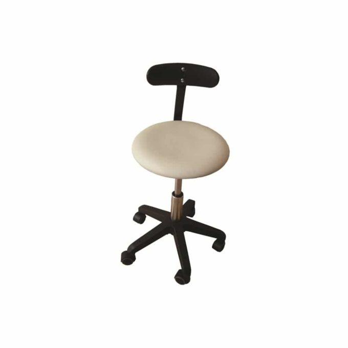 Rollhocker für Erwachsene - Sitzhöhe: 42-55 cm 2