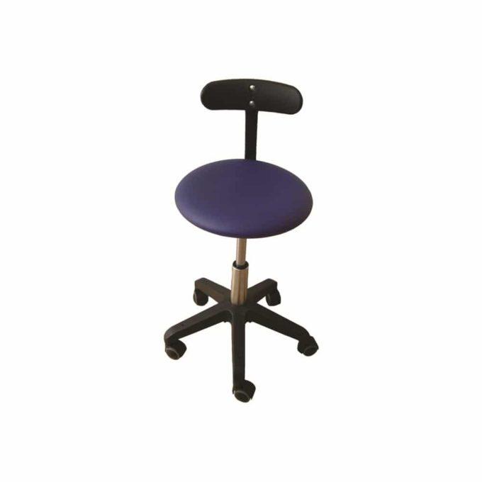 Rollhocker für Erwachsene - Sitzhöhe: 42-55 cm 3