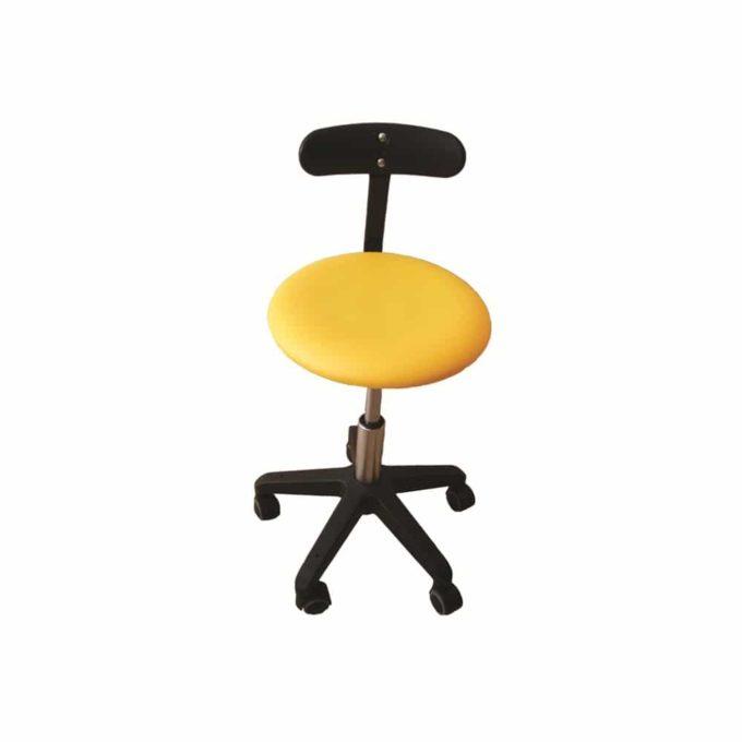 Rollhocker für Erwachsene - Sitzhöhe: 42-55 cm 4