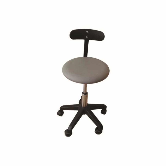 Rollhocker für Erwachsene - Sitzhöhe: 42-55 cm 1