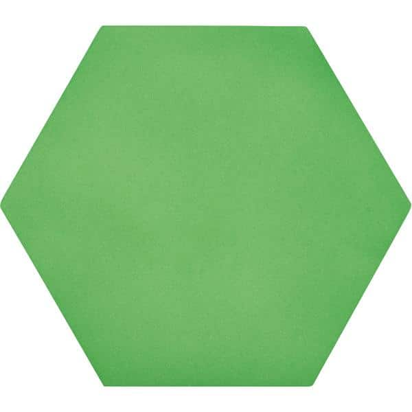 Akustik-Wandpaneel - Sechseck - Stärke: 5 cm - in 8 Farben 5