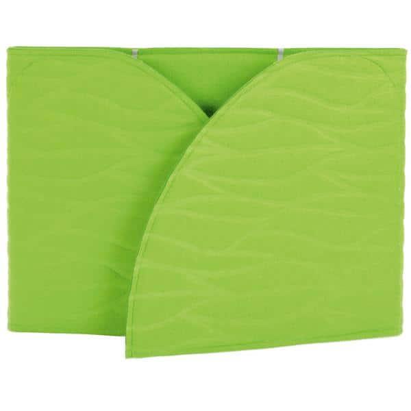 Akustik-Tischpaneel - grün 2