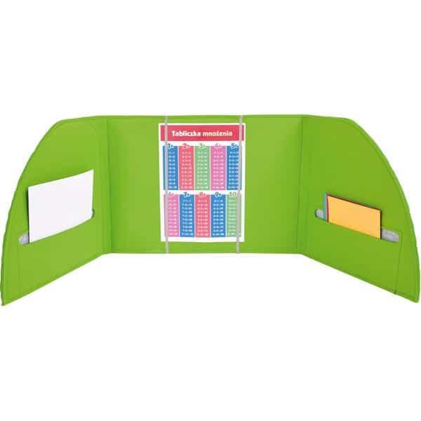 Akustik-Tischpaneel - grün 3