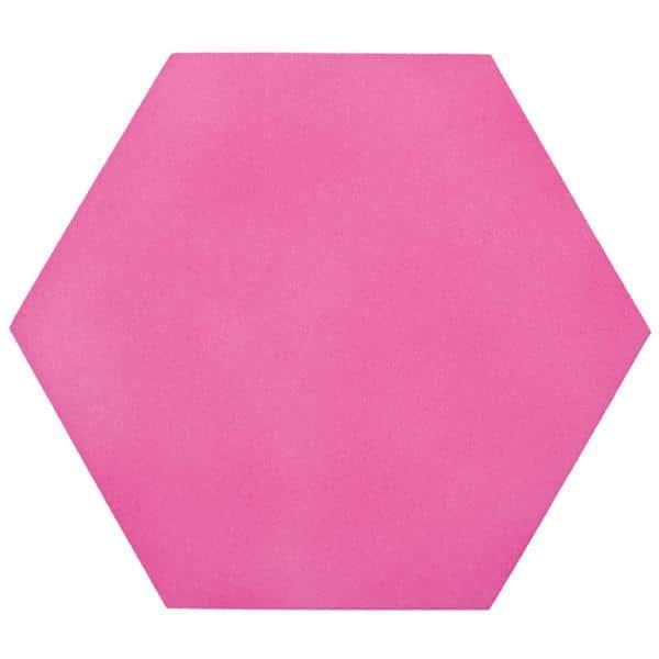 Akustik-Wandpaneel - Sechseck - Stärke: 2 cm - in 8 Farben 6