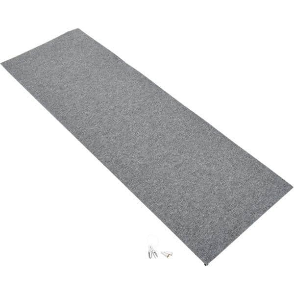 Akustik-Hängeelement - glatt - grau 1