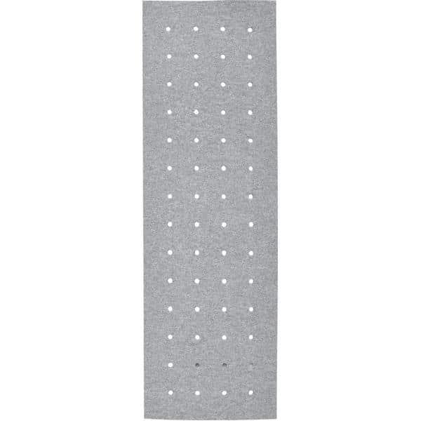Akustik-Hängeelement - durchbrochen - grau 3