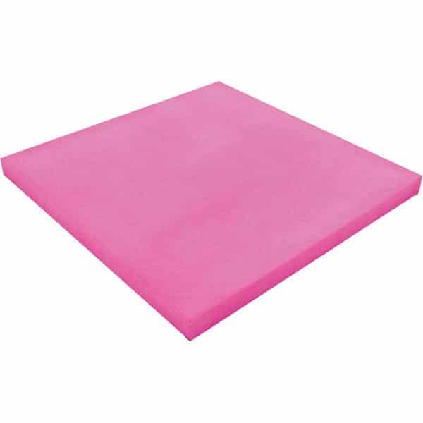 Akustik-Wandpaneel - Quadrat - Stärke: 4 cm - in 6 Farben 1
