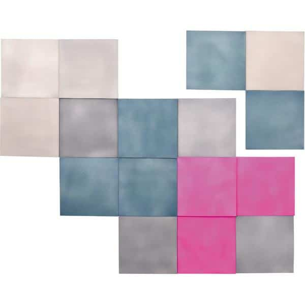 Akustik-Wandpaneel - Quadrat - Stärke: 2 cm - in 6 Farben 9