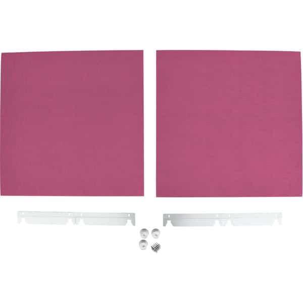 Akustik-Wandpaneele - Ecophon Akusto - 60 x 60 cm - 2 Stück - in 8 Farben 3