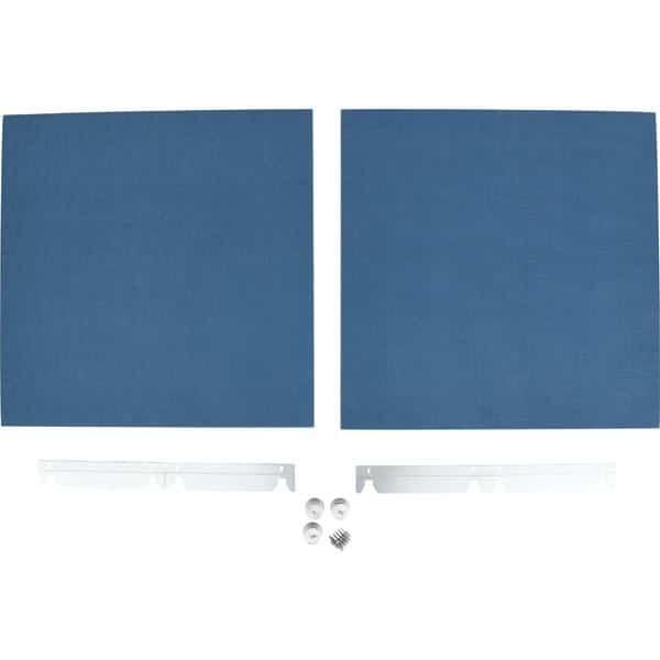Akustik-Wandpaneele - Ecophon Akusto - 60 x 60 cm - 2 Stück - in 8 Farben 6