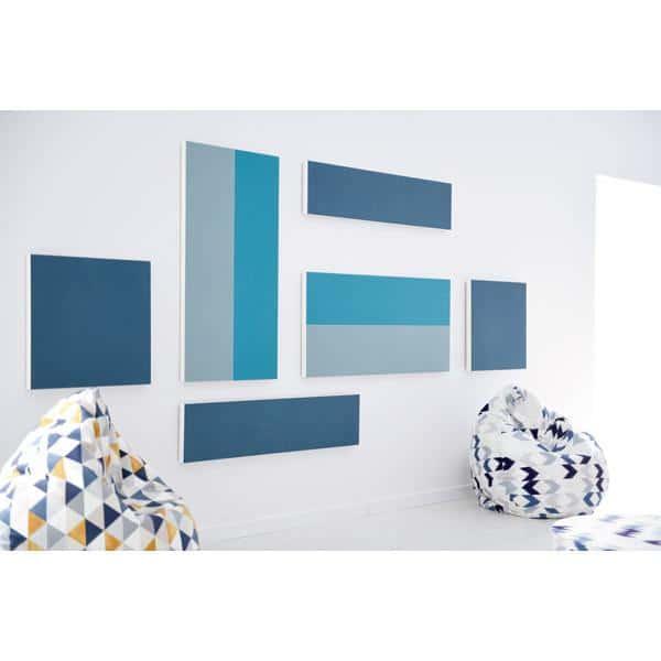 Akustik-Wandpaneele - Ecophon Akusto - 60 x 60 cm - 2 Stück - in 8 Farben 14
