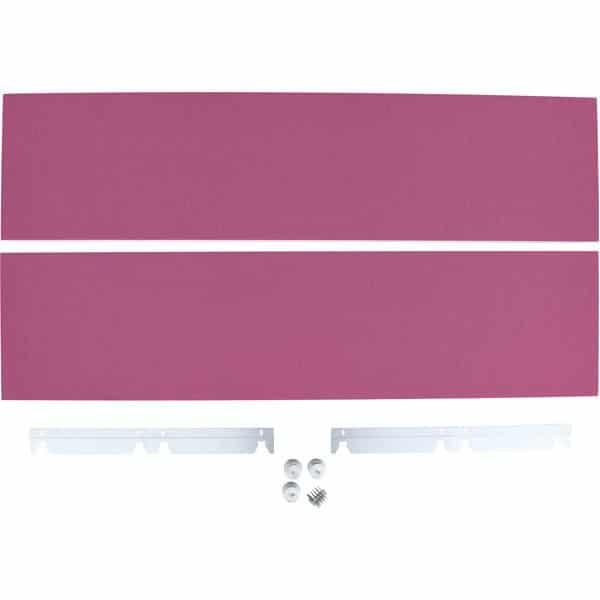 Akustik-Wandpaneele - Ecophon Akusto - 30 x 120 cm - 2 Stück - in 8 Farben 4