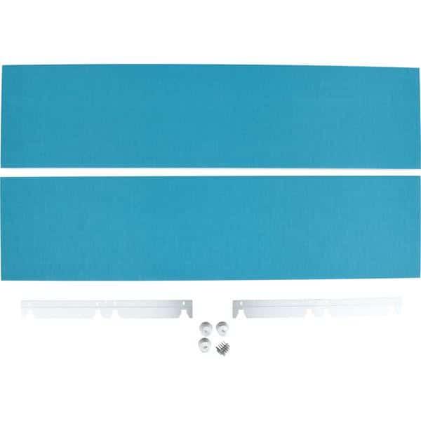 Akustik-Wandpaneele - Ecophon Akusto - 30 x 120 cm - 2 Stück - in 8 Farben 8