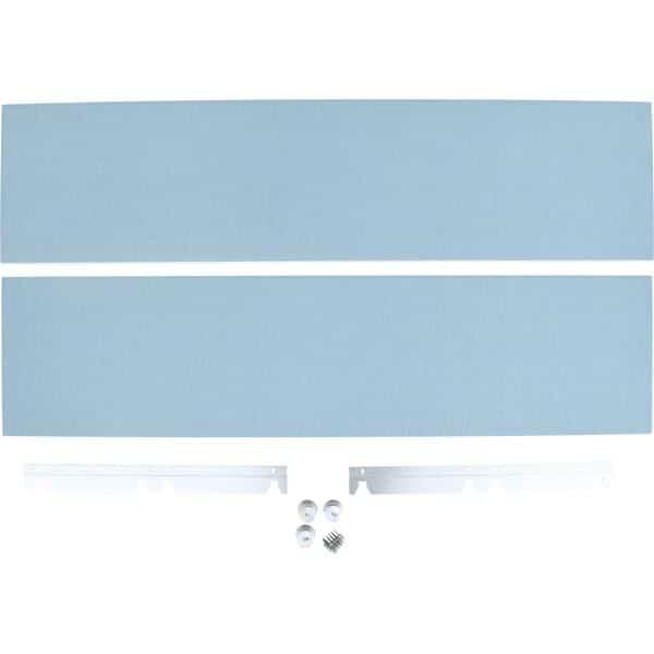 Akustik-Wandpaneele - Ecophon Akusto - 30 x 120 cm - 2 Stück - in 8 Farben 7