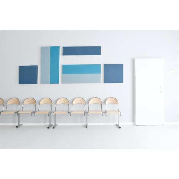 Akustik-Wandpaneele - Ecophon Akusto - 30 x 120 cm - 2 Stück - in 8 Farben 13