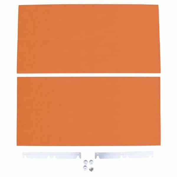 Akustik-Wandpaneele - Ecophon Akusto - 60 x 120 cm - 2 Stück - in 8 Farben 3