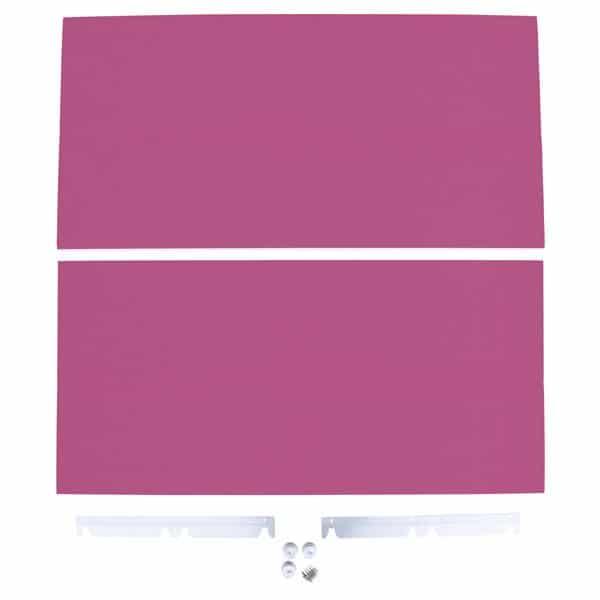 Akustik-Wandpaneele - Ecophon Akusto - 60 x 120 cm - 2 Stück - in 8 Farben 1
