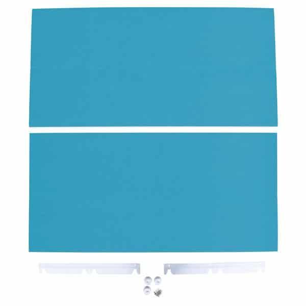 Akustik-Wandpaneele - Ecophon Akusto - 60 x 120 cm - 2 Stück - in 8 Farben 5
