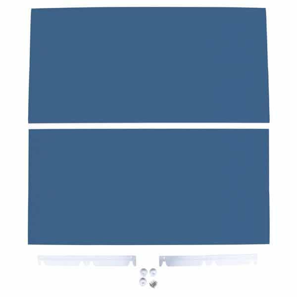 Akustik-Wandpaneele - Ecophon Akusto - 60 x 120 cm - 2 Stück - in 8 Farben 7