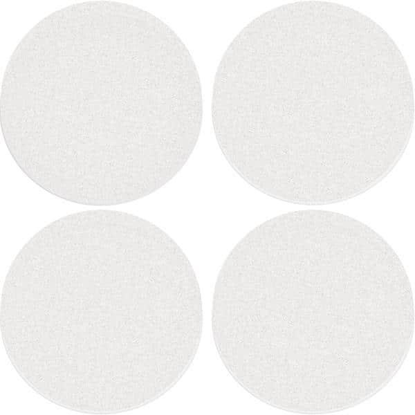 Akustik-Deckenpaneele - Ecophon Solo Circle - 80 cm - 4 Stück mit Seilabhängern - in 6 Farben 2