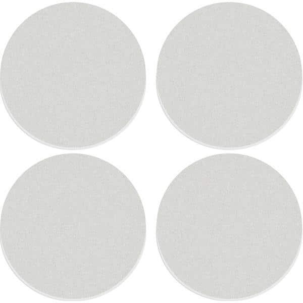 Akustik-Deckenpaneele - Ecophon Solo Circle - 80 cm - 4 Stück mit Seilabhängern - in 6 Farben 3