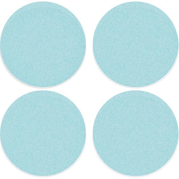 Akustik-Deckenpaneele - Ecophon Solo Circle - 80 cm - 4 Stück mit Seilabhängern - in 6 Farben 7
