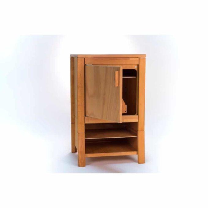 Kinderküche - Kühlschrank - in 3 Höhen 3