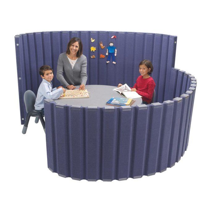 Akustik-Trennwand - Sound Sponge® Quiet Dividers® - 183 cm x 122 cm 1