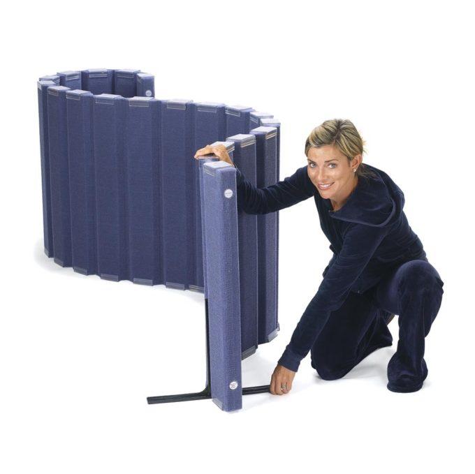 Akustik-Trennwand - Sound Sponge® Quiet Dividers® - 183 cm x 122 cm 3