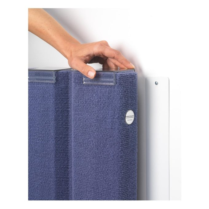 Akustik-Trennwand - Sound Sponge® Quiet Dividers® - 183 cm x 122 cm 5