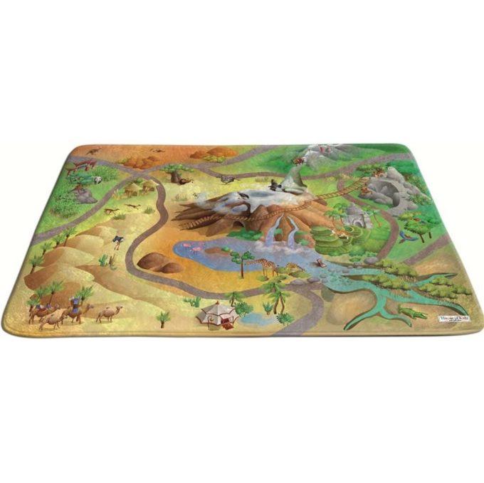 Spielteppich - Wildnis 1