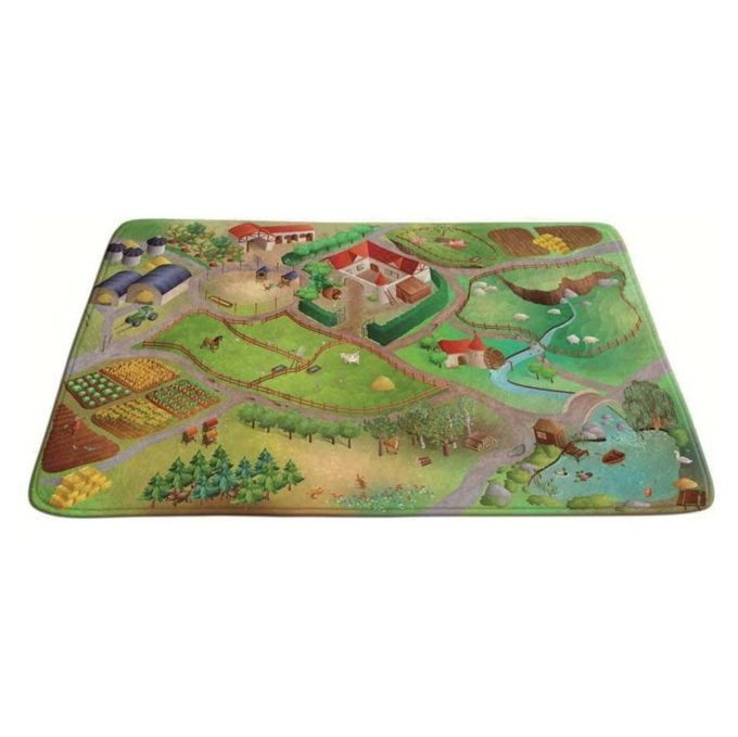 Spielteppich - Farm 1