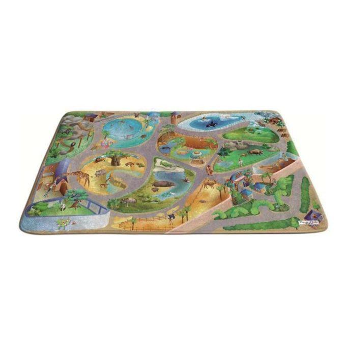Spielteppich Soft - Zoo 1