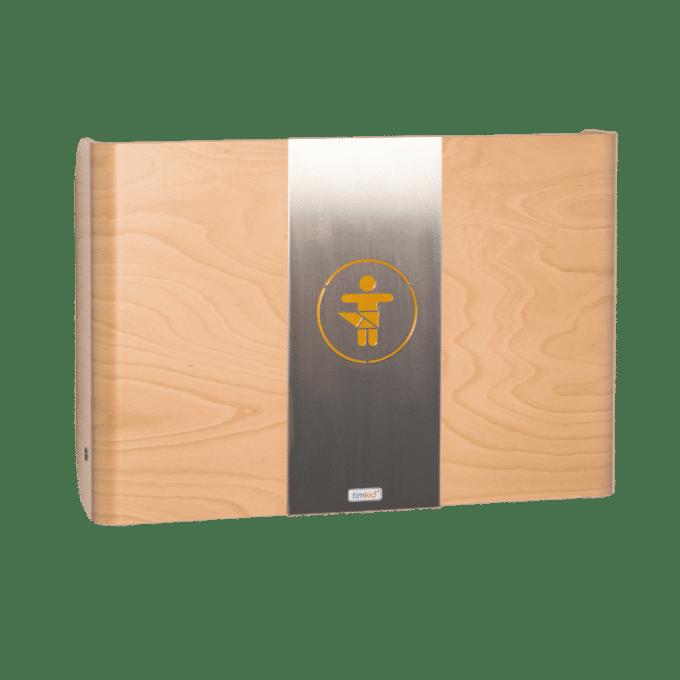 timkid Wandwickeltisch KAWAQ | Buche 3