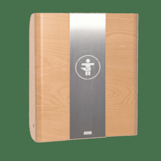 timkid Wandwickeltisch KAWAmaxi   Buche 1