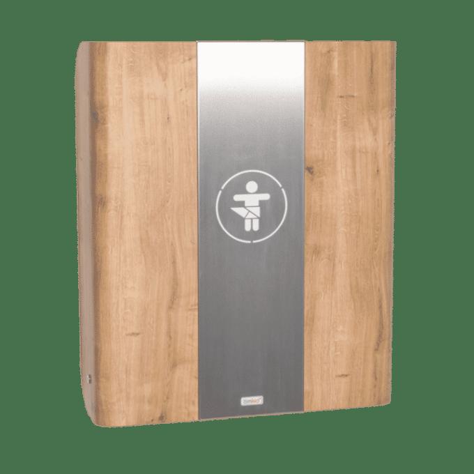 timkid Wandwickeltisch KAWAmaxi | Eiche 5