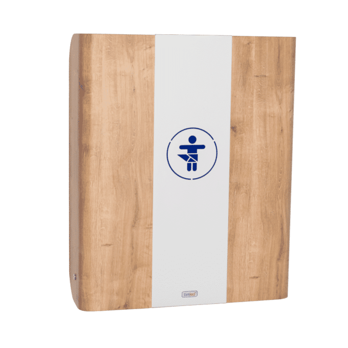 timkid Wandwickeltisch KAWAmaxi | Eiche 1