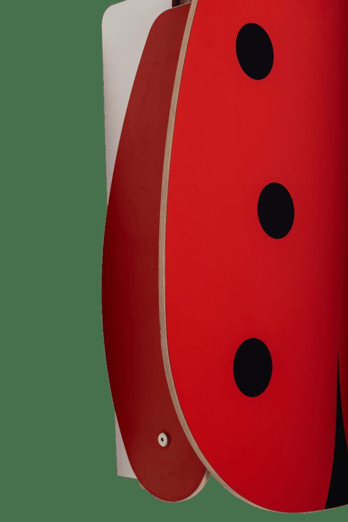timkid Wandwickeltisch | OWO2.0 Marienkäfer 3