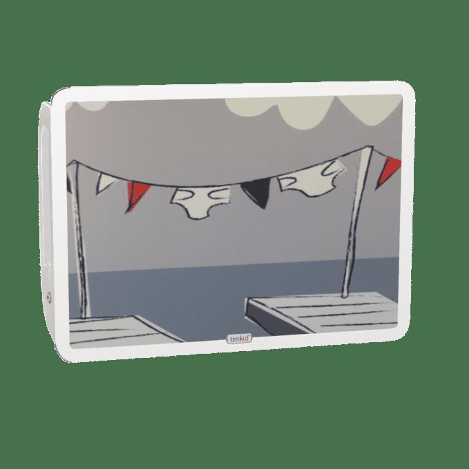 timkid Wandwickeltisch QUATTROQ | Individuell bedrucken 3