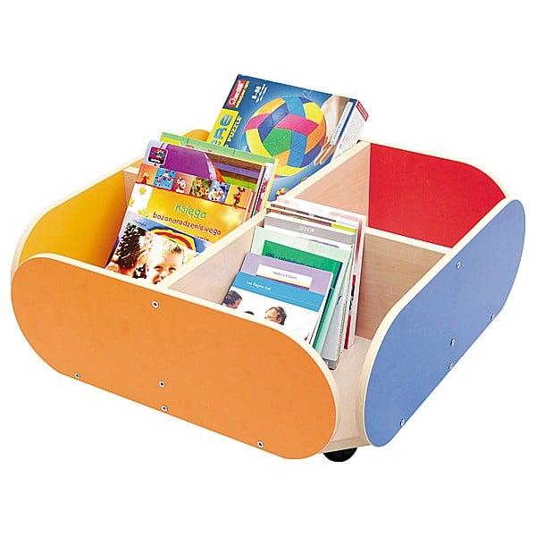 Kindergarten-Bücherbehälter 1