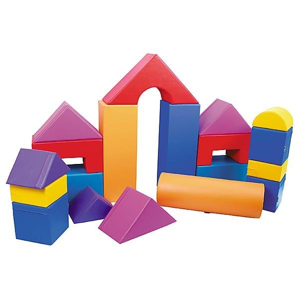 Schaumstoff-Set - Moba 1+2 1